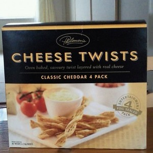 CHEESE TWIST チーズツイスト