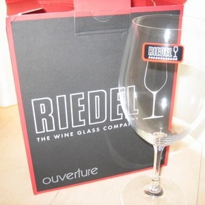 RIEDEL OVERTURE レッドワイン 2個セット