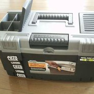 """Keter  Quick Latch Toolbox 19"""""""