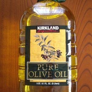 カークランド ピュア オリーブ オイル PURE OLIVE OIL 5L