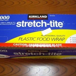 カークランド stretch-tite プラスチック フード ラップ 30.48cm×914.4m