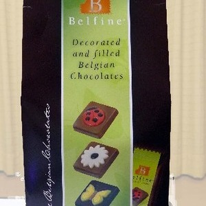 Belfine Decorated & Filled Belgian Chocolates