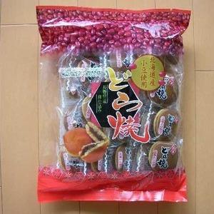 津具屋製菓(有)製造 どら焼き