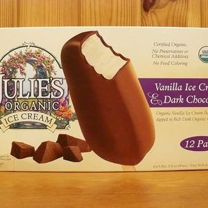 JULIE'S オーガニック アイスクリーム 12Pack