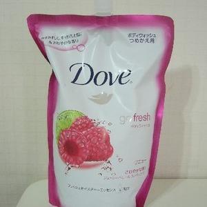 ダヴ(Dove) ボディウォッシュ ジューシーベリー&フレッシュライム