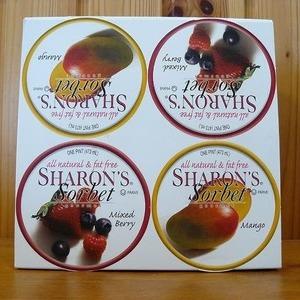 SHARON'S ミックスベリー&マンゴーシャーベット