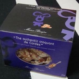 クロカン・デ・コルド(Croquant de Cordes)フレンチアーモンドスフレ アーモンドクッキー