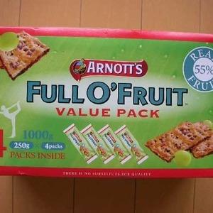 アーノッツ フルオフルーツ バリューパック