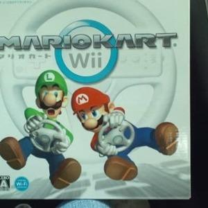 NINTENDO(任天堂) Wii マリオカートハンドル付き
