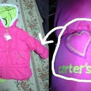 carter's (カーターズ) ガールズジャケット