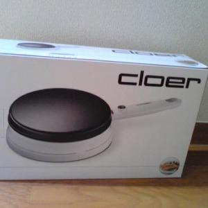 cloer クレープメーカー