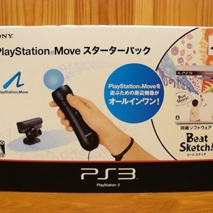 SONY PlayStationMove スターターパック