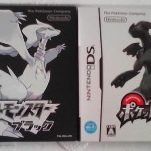 NINTENDO(任天堂) DS ポケットモンスター ブラック・ホワイト