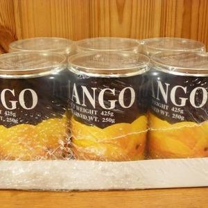 WA マンゴー 缶詰