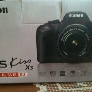 Canon EOS kiss X3 LXIT