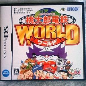 NINTENDO(任天堂) DS 桃太郎電鉄WORLD