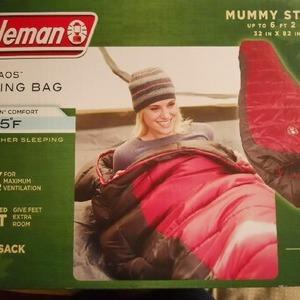 COLEMAN(コールマン) スリーピングバッグ TAOS mummy sleeping bag