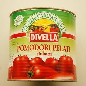 DIVELLA 完熟ホールトマト 2.5kg