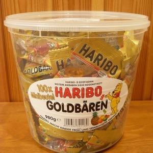 ハリボー(HARIBO) ミニゴールドベア