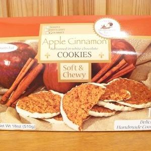 SIG アップルシナモンクッキー