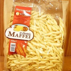MAFFEI in Pastaio ストロッツァプ レッティ (半生タイプパスタ)