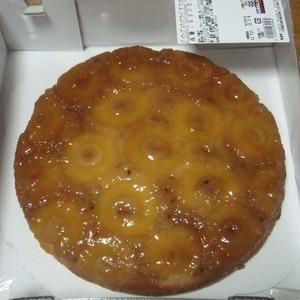 カークランド パイナップルアップサイドダウンケーキ
