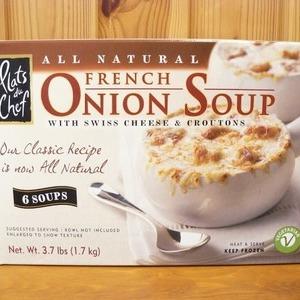 Plats du chef フレンチオニオンスープ