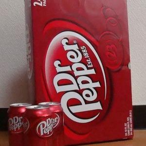 Dr.Pepper ドクターペッパー 355ml×24缶セット