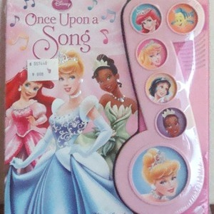 DISNEY ディズニー Once Upon a Song