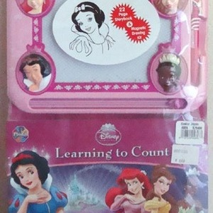 DISNEY ディズニー Learning to Count