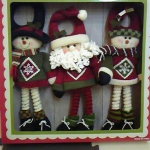 クリスマス ドアノブ ハンガー