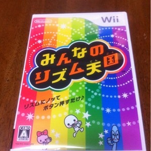 NINTENDO(任天堂) Wii みんなのリズム天国