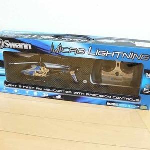 Swann Micro Lightning RC ヘリコプター