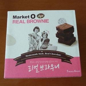 MarketO マーケットオー リアルブラウニー ギフトパック