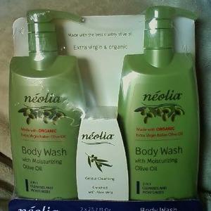 neolia(ネオリア) ボディーウォッシュ