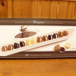 Decorated&Filled ベルジアン プレミアム チョコレート