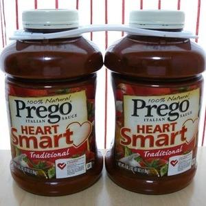 プレゴ(Prego) HeartSmart トラディショナル パスタソース