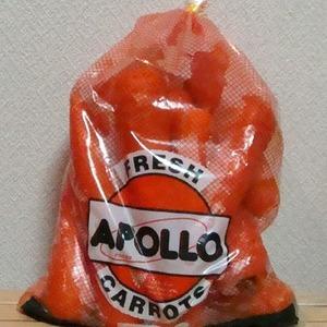 APOLLO にんじん 2kg