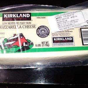 カークランド モッツァレラチーズ (ブロック)