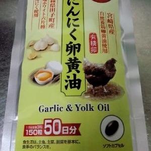 オリヒロ にんにく卵黄油