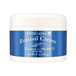 レチノールクリーム(Retinol Cream) ビタミンワールド