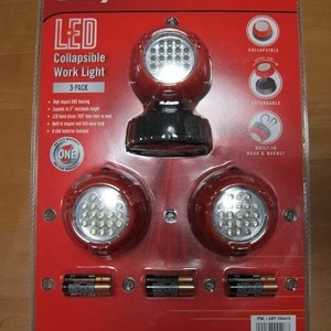 SNAP-ON(スナップオン) LED Collapsible Work Light (ワークライト)