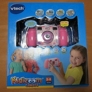 vtech キディズームデジカメ Kidizoom camera (キッズ用デジカメ)