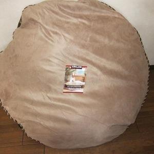 カークランド 丸型ペット用ベット Round Pet Bed