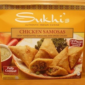 Sukhi's チキンサモサ