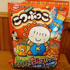 亀田製菓 揚あられ こつぶっこ スーパーBigパック