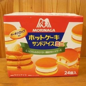 森永 ホットケーキ サンドアイス ミニ