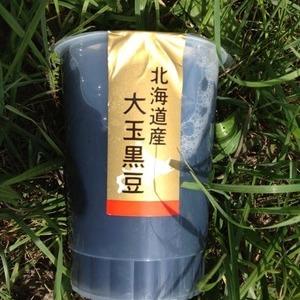 北海道村 北海道産 大玉黒豆