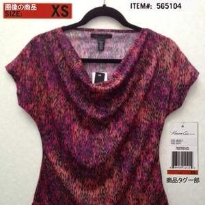 KENNETH COLE(ケネス コール) レディース半袖Tシャツ