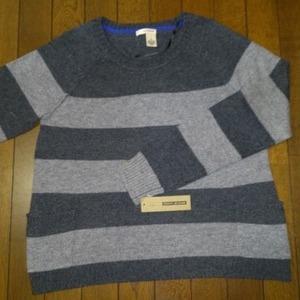 DKNY 長袖セーター
